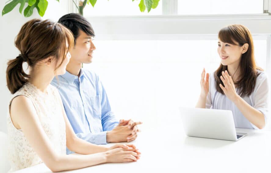 住む人の考え方を重視したお客様参加型のプランニング