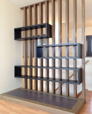 こんな造作と家具提案!